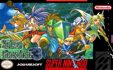 En el pack vienen juegos miticos y legendarios tales como el. Seiken Densetsu 3 ESP (RPG) v2.0 Rom Español Super Nintendo SNES descargar (.rar) ~ ROMs ...