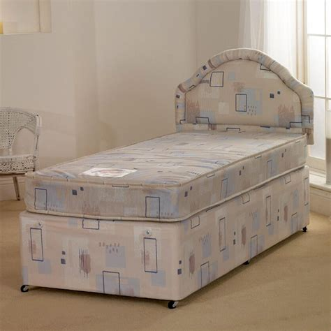 Sale Deluxe Albi Open Spring Divan Bed Super Fast Delivery