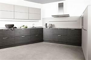 Küchen L Form Mit Theke : k che grau wei ~ Bigdaddyawards.com Haus und Dekorationen