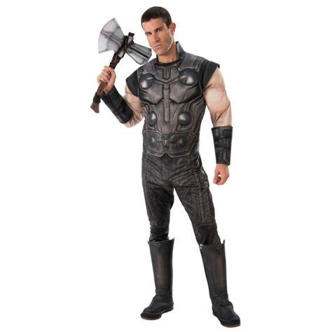 disfraz de thor musculoso infinity war  hombre comprar
