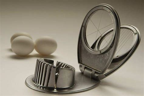 kitchen gadget egg slicer   bonus recipe la times