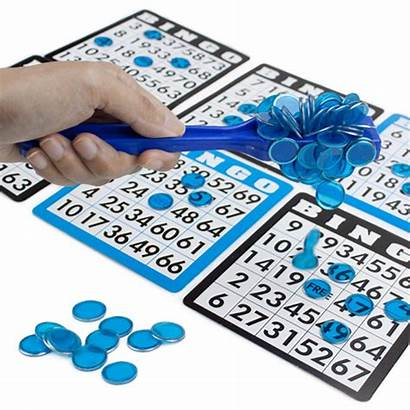 Bingo Wand Magnetic Magic Fiches Chips Toverstaf