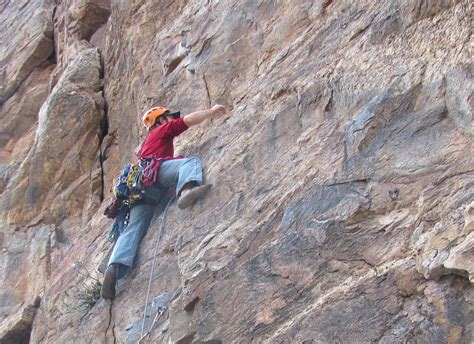 Recently Developed Tucson Rock Climbing Site Popular