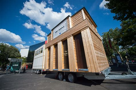 Tiny Häuser In Berlin by Quot Tiny House Festival Quot In Berlin Quot Minih 228 User Passen Ins