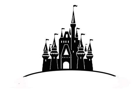 Disney Castle Clipart Best Disney Castle Clipart 4818 Clipartion