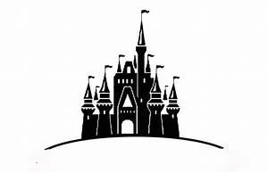 Disney Castle Clipart - Clipartion.com