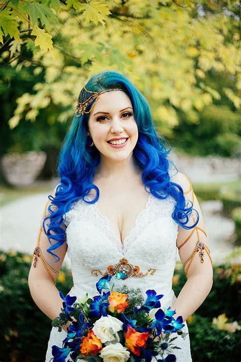 bold wedding hairstyles    pretty designs