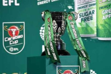 TV details for Hull City's Carabao Cup second - One News ...