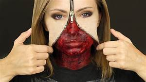 Halloween Make Up Puppe : 11 hideously scary halloween makeup ideas you can borrow from the web ~ Frokenaadalensverden.com Haus und Dekorationen