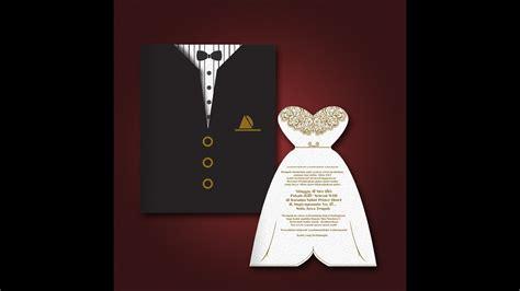 undangan pernikahan unik lucu cantik unique wedding