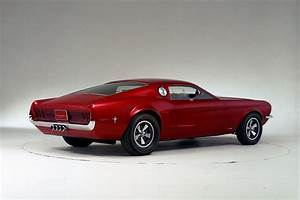 ///KarzNshit///: '68 Ford Mustang Mach I Concept