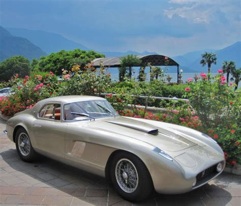 And you can see how the coupé format works perfectly for those northern european winters (rossellini spent a lot of time in paris). The Traveling Gentleman   Ingrid Bergman's 1954 Ferrari 375 MM