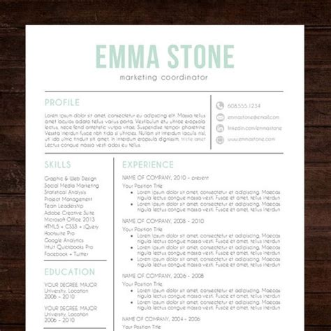 20227 contemporary resume templates free free cover letter design design and creative resume on