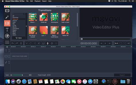 movavi video editor     macos