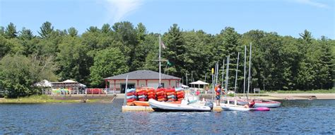 Boating In Boston Spot Pond by Hopkinton State Park Boathouse Rentals And Activities