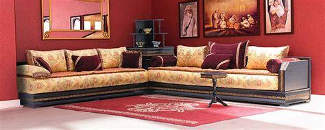 canape arabe s mi sicle meubles arabe majlis tissu canap
