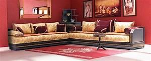 Acheter Salon Marocain : nouveau catalogue 2015 de meuble de salon marocain salon marocain d co ~ Melissatoandfro.com Idées de Décoration