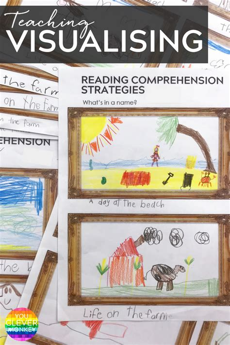 Teaching Reading Comprehension Strategies  Visualising  You Clever Monkey
