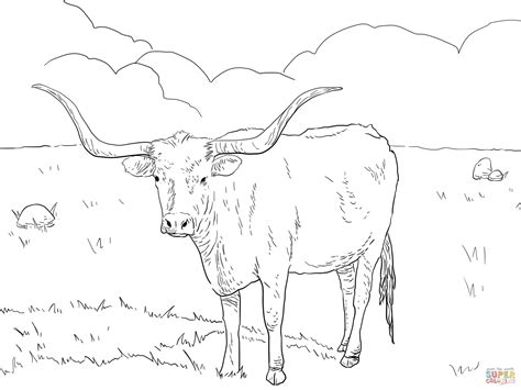 Cute Cow Coloring Pages To Color Page For Kids Animal S