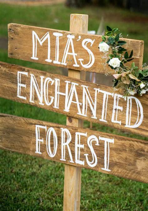 karas party ideas boho enchanted forest birthday party