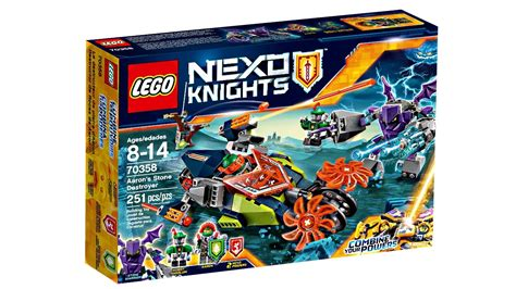 More Lego Nexo Knights 2017 Sets Pictures!