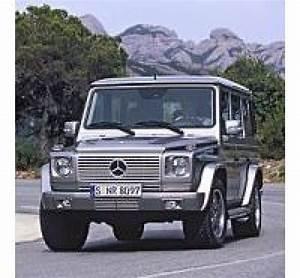 Mercedes Classe R Amg : mercedes benz classe g 55 amg kompressor un char d 39 assaut sportif challenges ~ Maxctalentgroup.com Avis de Voitures