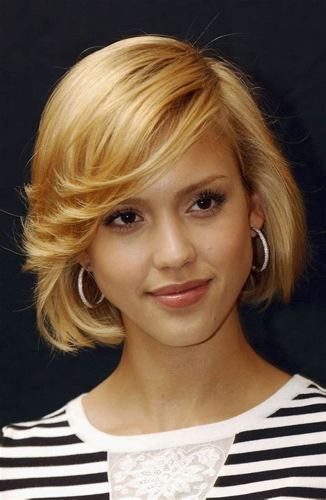 simple hair styles alba s hairstyles through the years today 8557
