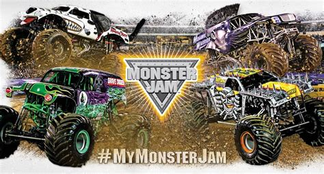 monster truck show in ny monster jam tickets available