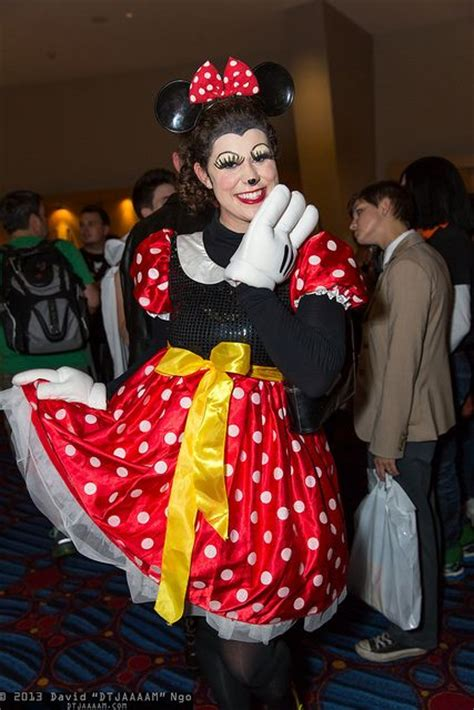 17 Best Images About Cosplay Ideas Minnie Mouse On