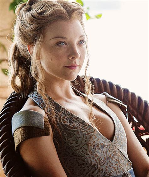 Natalie Dormer As Margery In Game Of Thrones  Game Of