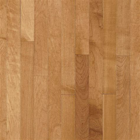 hardwood flooring exles bruce take home sle prestige maple caramel solid hardwood flooring 5 in x 7 in br