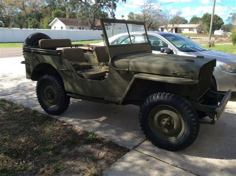 1941 Jeep Willys for sale