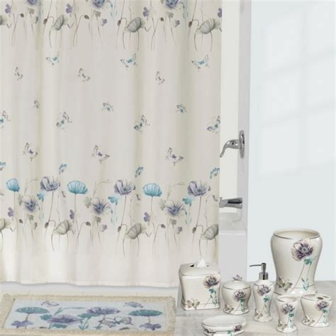 shower curtain with matching curtains curtain