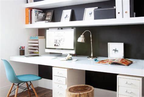 decoration de bureau maison personnaliser bureau domicile décorer bureau maison