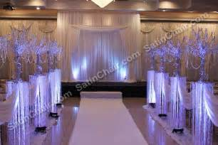 table rentals chicago rent a winter icicle fairytale lights backdrop