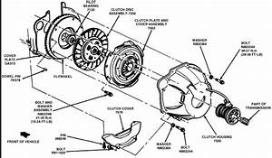 How Do I Replace A Clutch Assembly For  U0026 39 89 Ford Ranger