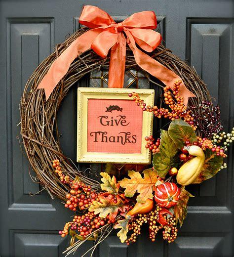 thanksgiving wreaths ideas thanksgiving autumn wreath idea tutorial little birdie secrets