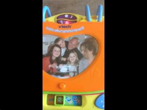 cadre album photo interactif vtech cadre album photo interactif vtech