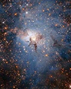 Hubble Telescope Celebrates 28 Years w/ Colorful Photo of ...