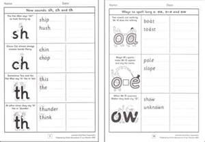 Free Printable Consonant Digraph Worksheets