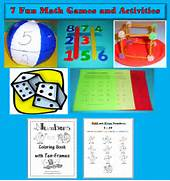 Learning Ideas Grades K 8 7 Fun Math Games And Activities For Kids Counting Money Math Worksheets My Wallpaper Worksheets 3rd Grade Math Also Halloween Math Worksheets Standards Met Practice With Products