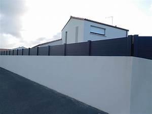 Panneaux Soudes Gris Anthracite : panneau pvc pour cloture ~ Edinachiropracticcenter.com Idées de Décoration