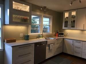 modern ikea kitchen renovation ny 2033