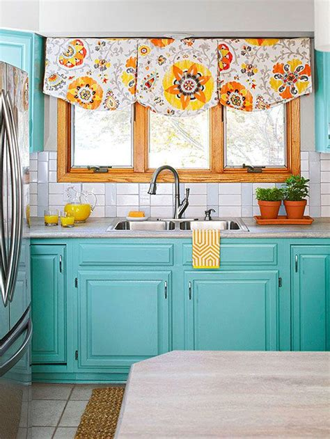 bright colors for kitchen best 20 turquoise kitchen ideas on turquoise 4907