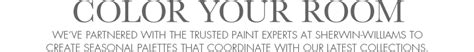 design services sherwin williams pottery barn kids