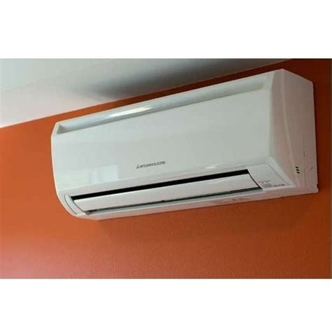 Mitsubishi Wall Mounted Air Conditioner Prices by White Mitsubishi Air Conditioner 972 W Rs 37000