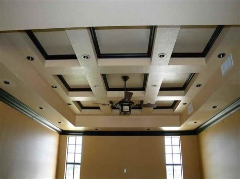 Coffered Ceilings Decoration Ideas