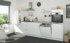 Höffner Küchen Aktion : k chenzeile ohne elektroger te kassel wei ausf hrung links ~ Frokenaadalensverden.com Haus und Dekorationen
