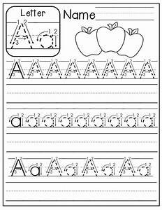 freefree a z handwriting pages just print them out With dry erase letter tracing