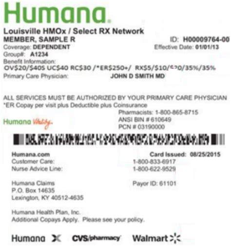 call humana customer service how to pay your humana bill myhumana informerbox